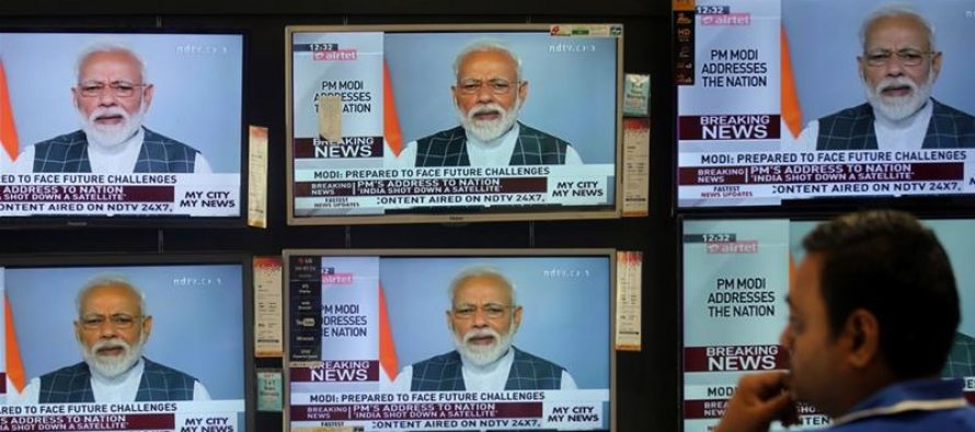 India shoots down satellite in space; Modi hails major breakthrough