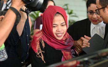 Kim Jong-Nam murder: Suspect Siti Aisyah released