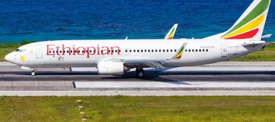 [Breaking]: Ethiopian Airlines flight crashes with 157 passengers on board