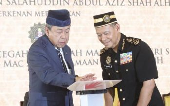 Selangor Sultan wants MACC to remain independent, function without fear or favour .