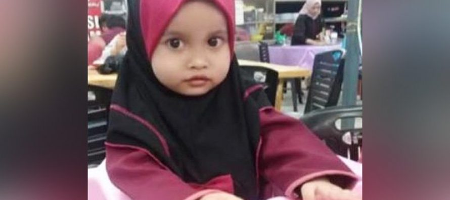 Missing three-year-old girl found dead in Langkawi, murder suspected