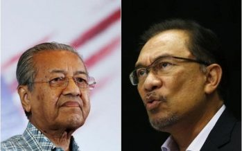 Anwar called upon to immediately replace Dr Mahathir as PM