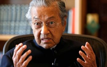 Mahathir: No plans to buy aircraft from China yet: Mahathir