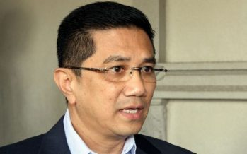 """""""Azmin out to defend position as minister?"""""""
