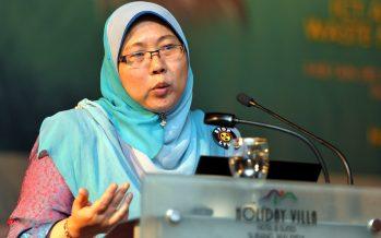 Pakatan names Fuziah Salleh as chairman for Pahang