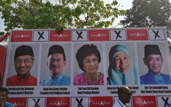 BN better organised on nomination day in Rantau by-election