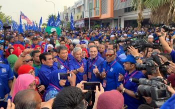 Rantau by-election: A hattrick for BN?
