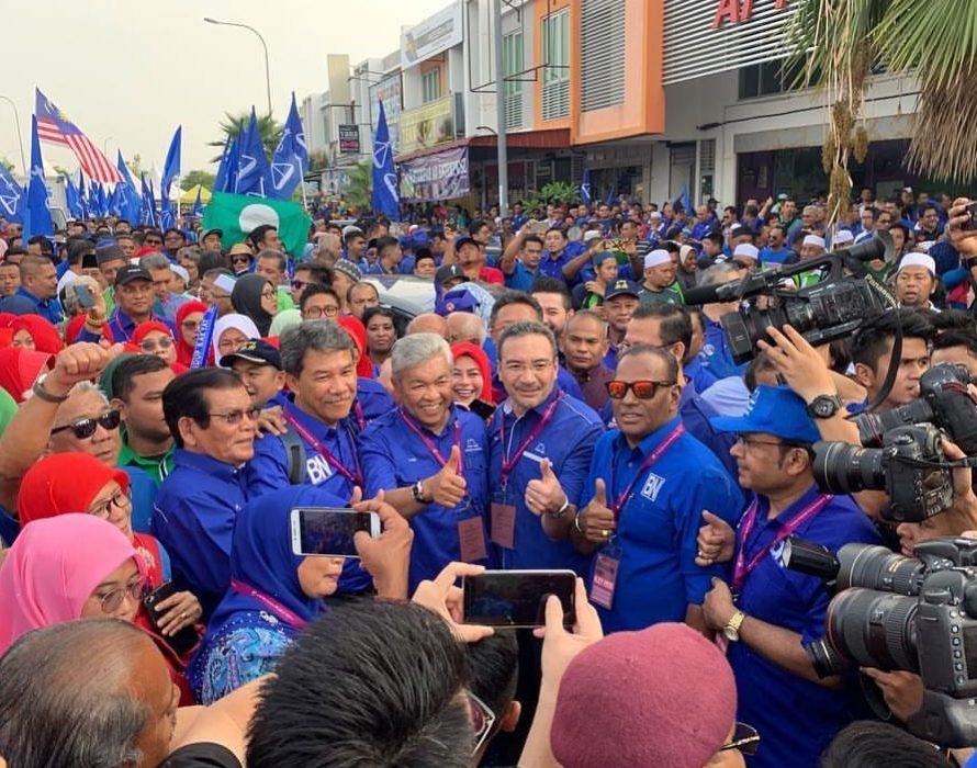 Rantau by-election: A hattrick for BN?