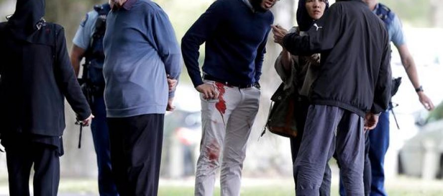 Do not watch or share video of New Zealand mosque shootings