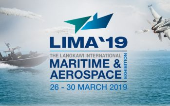 Lima excitement heightens as fighter jets arrive in Langkawi