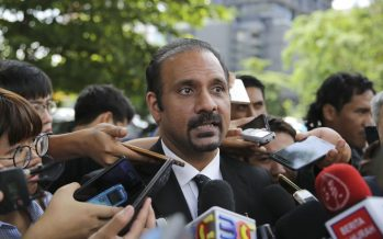 Ramkarpal moots law against racism