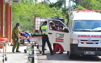 Dewan Rakyat declares state of emergency over Pasir Gudang chemical spill