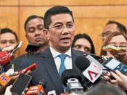 Tok Mat has more chance than Streram – Azmin