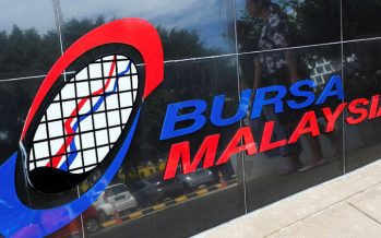 Bursa Malaysia lower in early trade