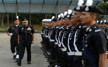 More than 1,000 policemen to be deployed for Rantau by-election