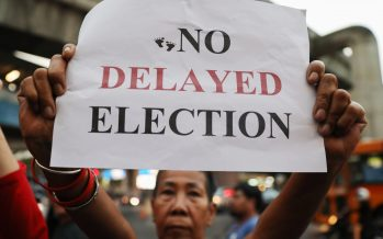 Thailand's pro-army party leads in election; results delayed