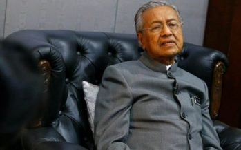 EU risks trade war with Malaysia over palm oil: Mahathir