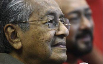 Launching of Bersatu in Sabah on April 6