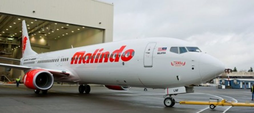 Malindo does not operate Boeing 737 MAX