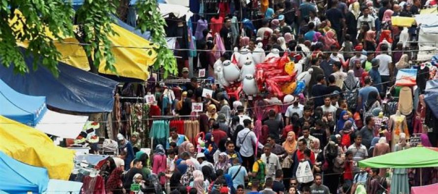 Trial period for Jalan TAR as pedestrian zone from April 1
