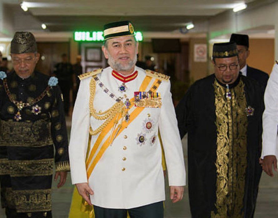 Sultan Muhammad V advises subjects not to cross state borders for Aidiladha