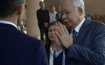 Najib slept off in Appeal Court