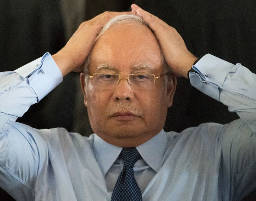 Najib maxed out his platinum cards, no complaints