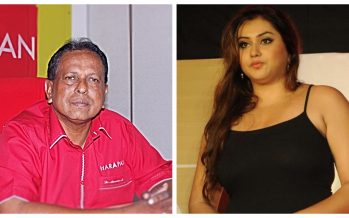 'Linking me with Namitha attempt to spoil Indian votes'- Streram