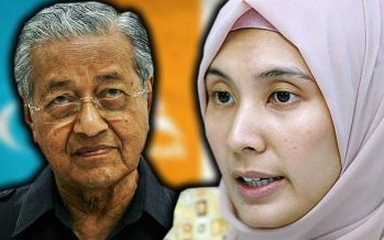Dr Mahathir: I'm also disappointed with remarks by Nurul Izzah
