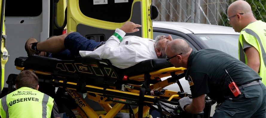 Mass shooting at 2 mosques in New Zealand, several dead