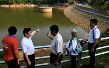 Water at Air Itam dam good for another 48 days