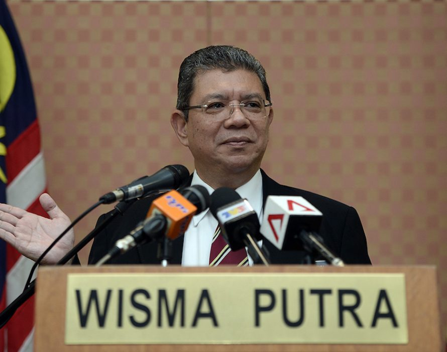 Saifuddin to participate in OIC's emergency meeting over Christchurch terror attack