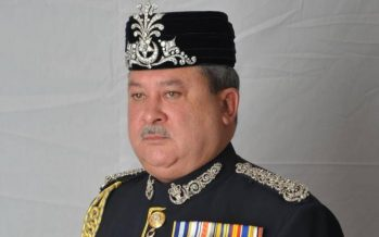 Sultan Ibrahim pledges RM1m to address Pasir Gudang crisis