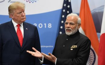 Donald Trump says Ending Preferential Trade Treatment for India