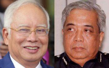 Ex-CID chief withdraws appeal against Najib