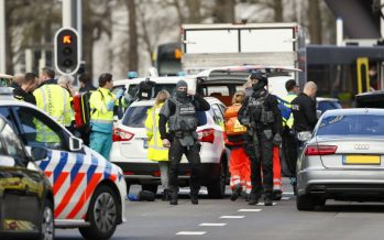 Utrecht tram shooting: Multiple people hurt in Dutch incident