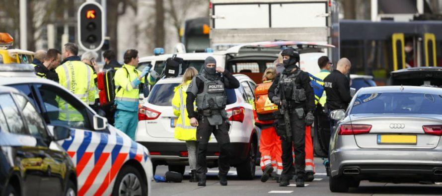 Utrecht tram shooting: Multiple people hurt in Dutch incident