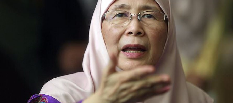Wan Azizah: Gov't yet to decide on quantum of compensation for Sungai Kim Kim pollution victims