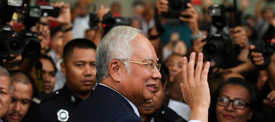 Najib Trial: RM2.5 million for defence contract to manage fuel petrol subsidy
