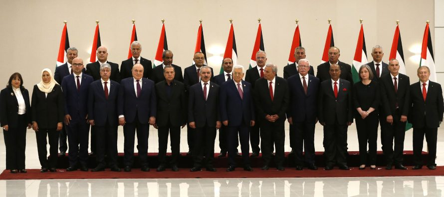 US congratulates new Palestinian government