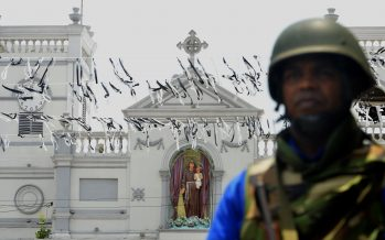 Sri Lanka Catholic churches halt public services over security fears