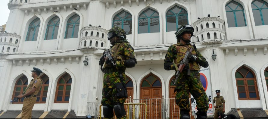 Suicide bomb leader cast shadow of fear over Sri Lanka town