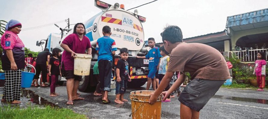 Klang Valley residents prepare for 3-day water disruption starting tomorrow