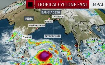Breaking: Odisha, Kerala on High Alert as Cyclone Fani Set to Intensify