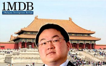 China: Sorry, can't find Jho Low but will keep searching
