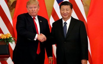 Trump says US-China trade deal could be announced in about four weeks
