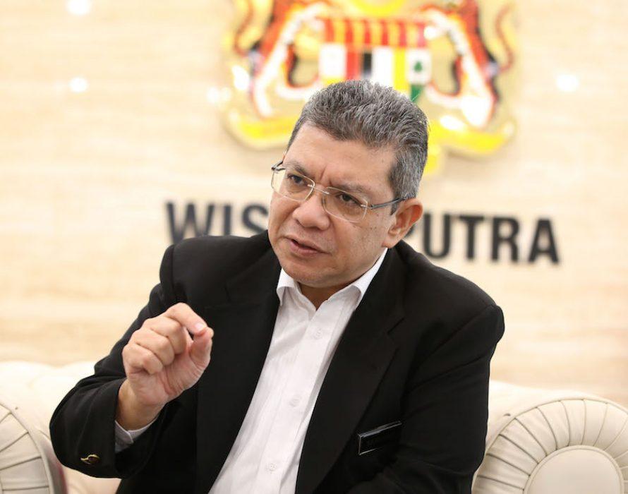 Saifuddin: Malaysia ready to assist Sri Lankan government