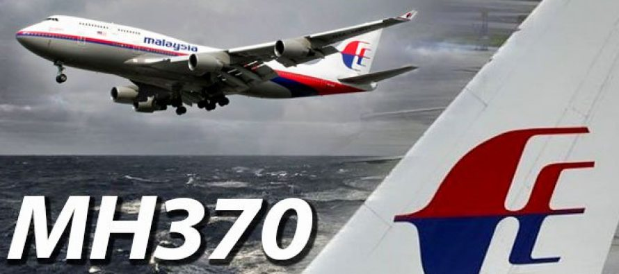 MH370: Expert believes criminal act took place on doomed jet