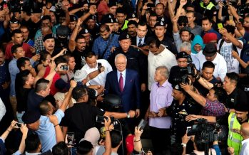 Chronology of Najib's SRC case