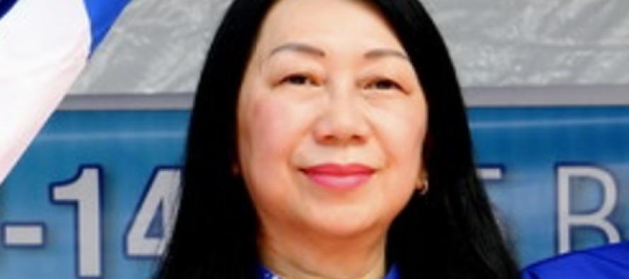 PBS: Linda Tsen candidate for Sandakan by-election